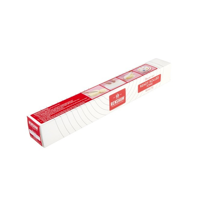Ready Rolled Icing Disc - 450g - Renshaw