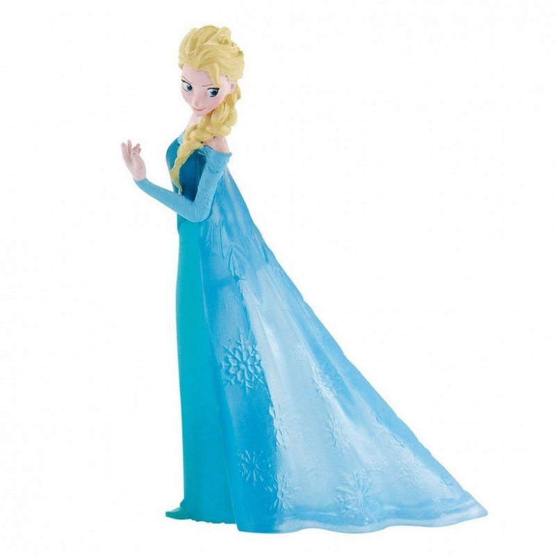 Figurine elsa plastique la reine des neiges sweet n - Elsa la reine ...