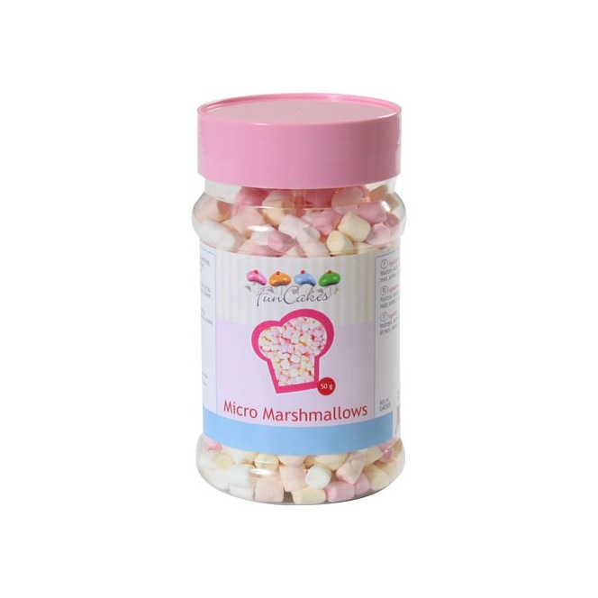 Micro marshmallows - 50g - Funcakes