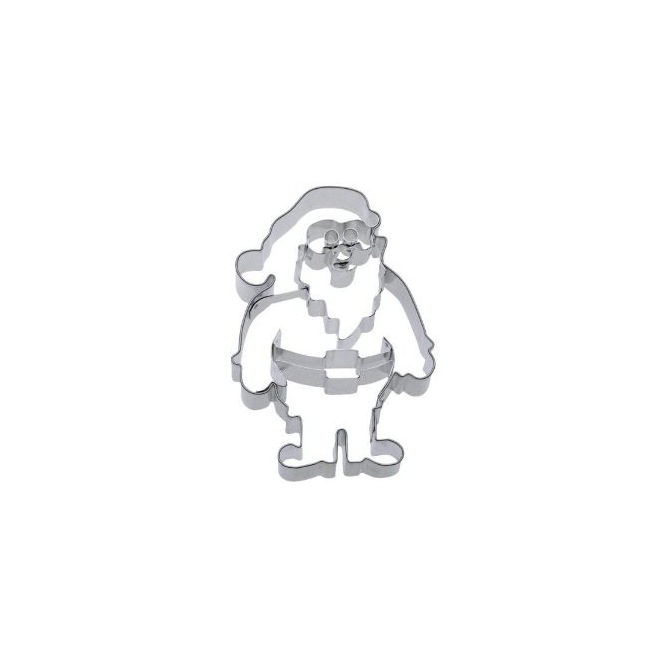Santa Claus Cookie Cutter - Städter