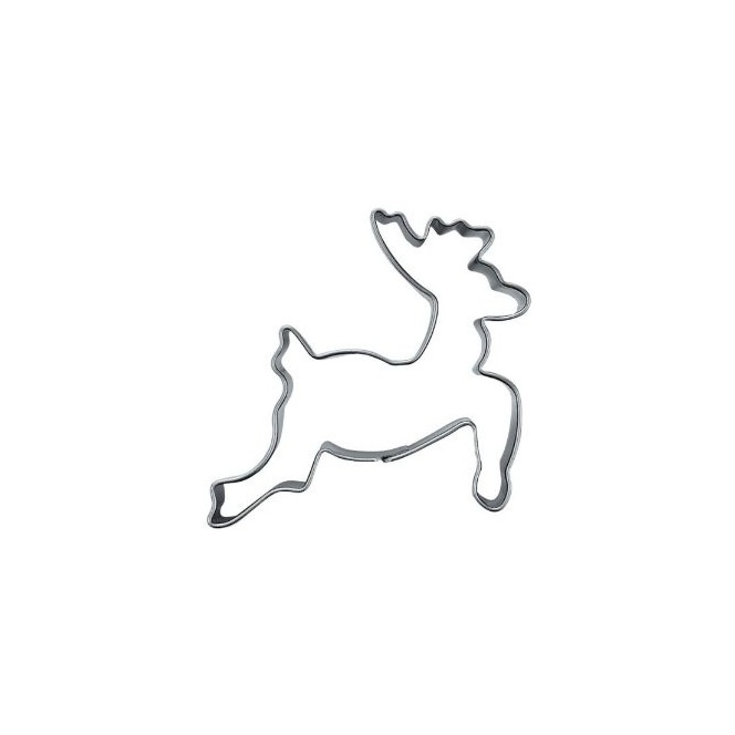 Reindeer Cookie Cutter - Städter