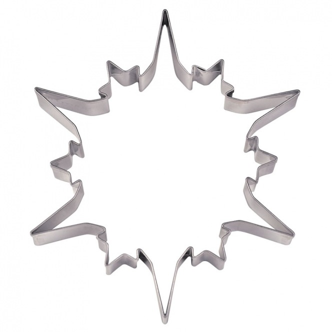 Snowflake Cookie Cutter - 7.5 cm