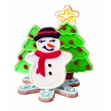 Cookie cutter Holiday Scene - Set/4 - Wilton