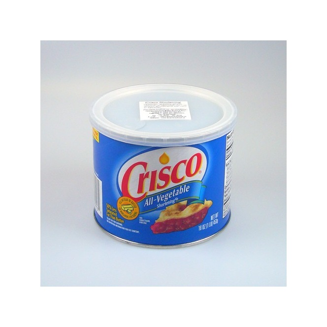 Crisco shortening 450 gr.