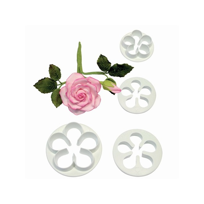 5 petal cutter set/4 - PME