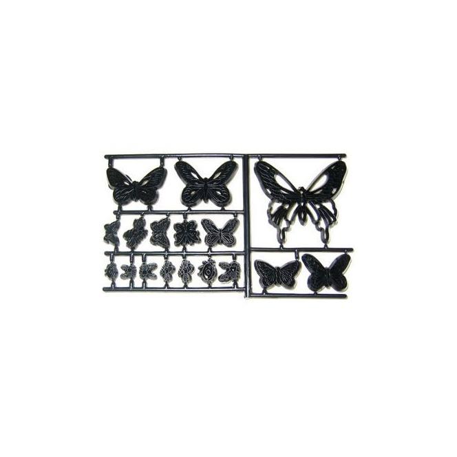 Butterflies, Ladybirds & Bees - Patchwork cutters