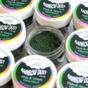 Dusting Powder Olive Green Rainbow Dust 3,5g