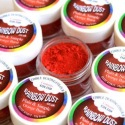 Coloring Powder Orange Burst Rainbow Dust 3g