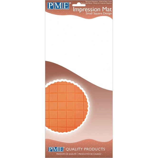 Impression mat - Small square - PME