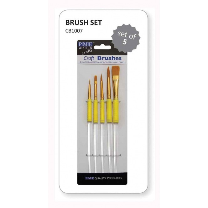 Craft Brush Set - PME