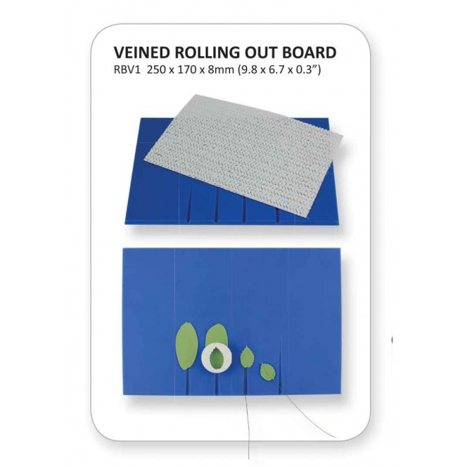 Rolling out board veined - PME