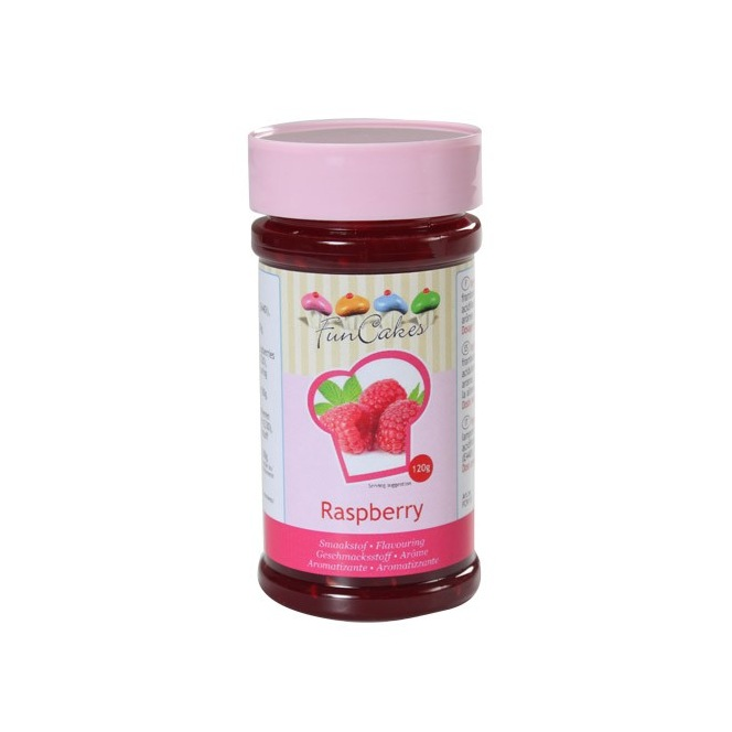 Flavouring - Raspberry - Funcakes