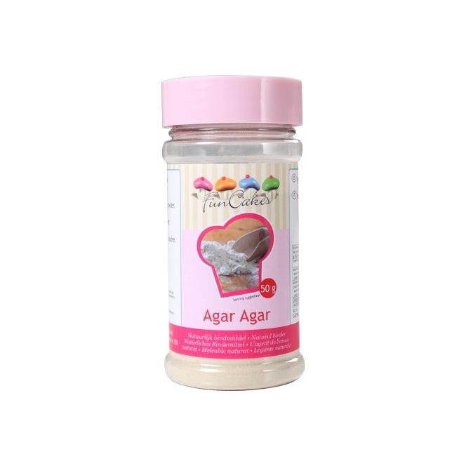 Agar Agar Powder Funcakes 50g