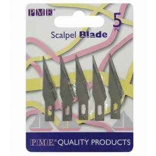 5 Lames de scalpel_ PME