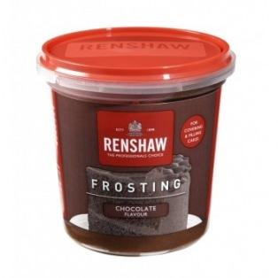 Fourrage/glaçage- Chocolat- Renshaw- 400g