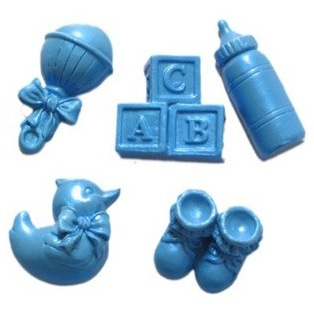 Moule silicone- Baby 3- FI