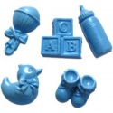 Molds Baby Set 3- First Impressions