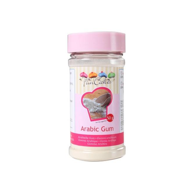 Arabic Gum Funcakes 50g