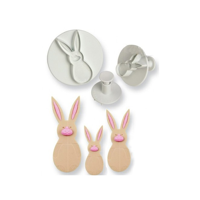 Rabbit Plunger - PME - Cutter Set/3