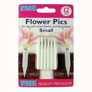 Tube pour fleurs- PME-petit- 12pc