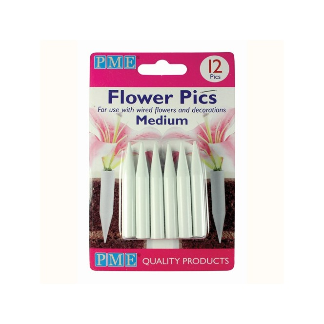 Flower Pics Medium PME pk/12