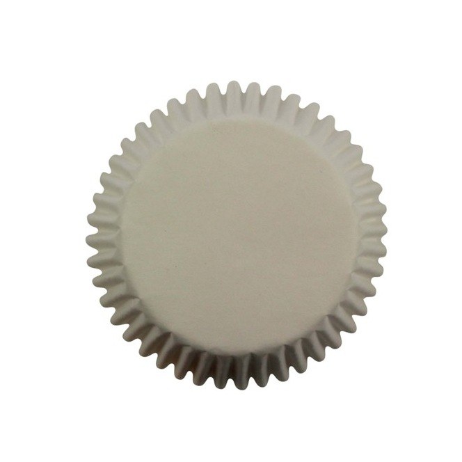 Baking cups White pk/60 PME