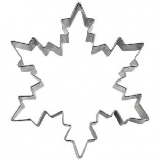 Emporte pièce - Cristal de Glace - 9.5 cm
