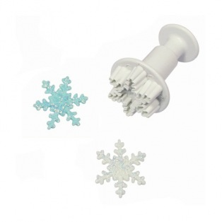 Snowflake plunger cutter SMALL- PME