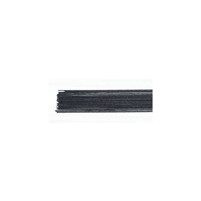 Floral Wire Black set/50 - 24 gauge - Culpitt