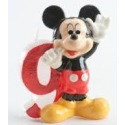 Mickey Mouse Candle - 9 years