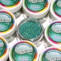 Decorative Glitter Sea Green Hologram Rainbow Dust 5g