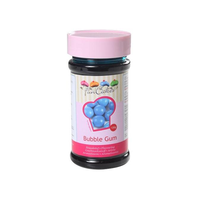 Flavoring Bubble gum 120g Funcakes