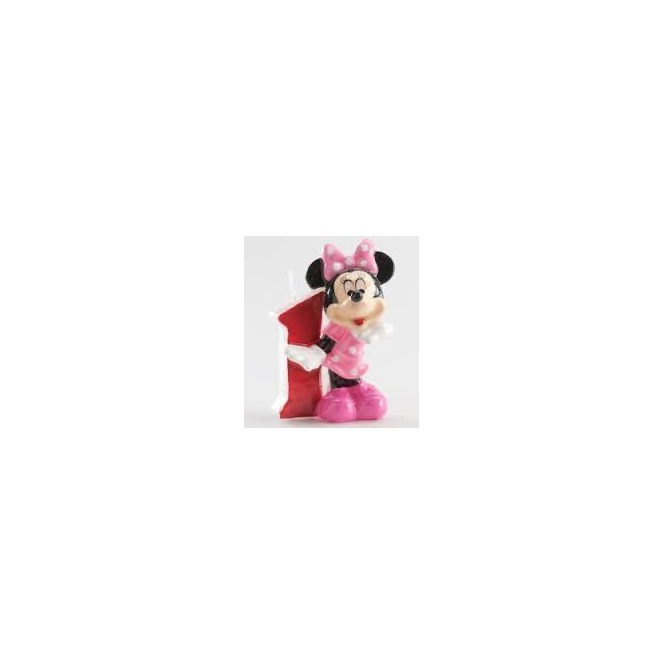 Minnie Candle - 1 year