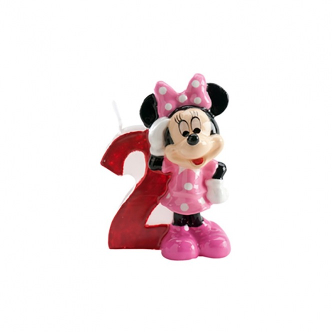 Minnie Candle - 2 years