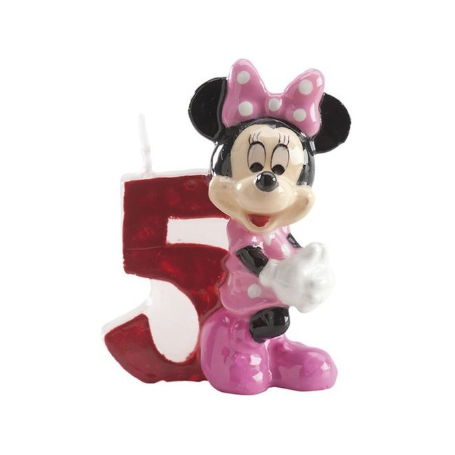 Minnie Candle - 5 years