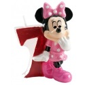 Minnie Candle - 7 years