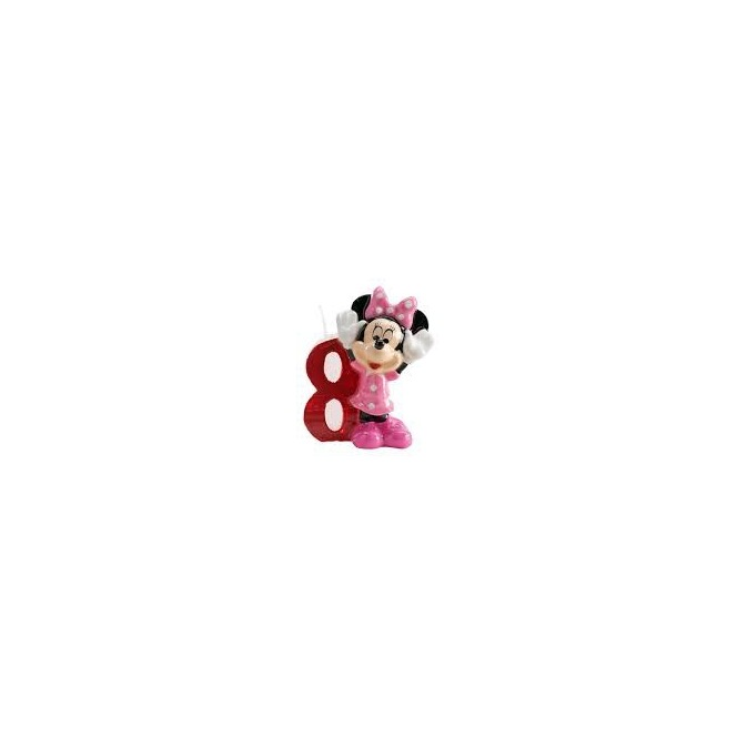 Minnie Candle - 8 years