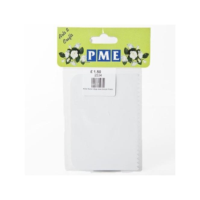 palette lissage dentellée- PME