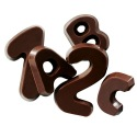Chocolate Alphabet Callebaut