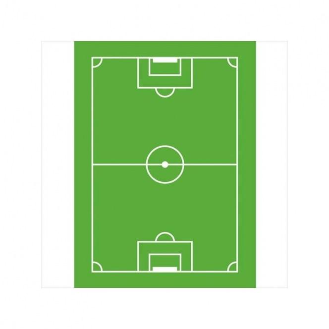 Soccer - Wafer paper
