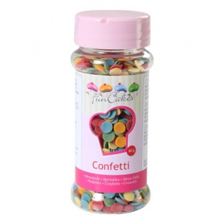 Confetti Mix 60g - FunCakes