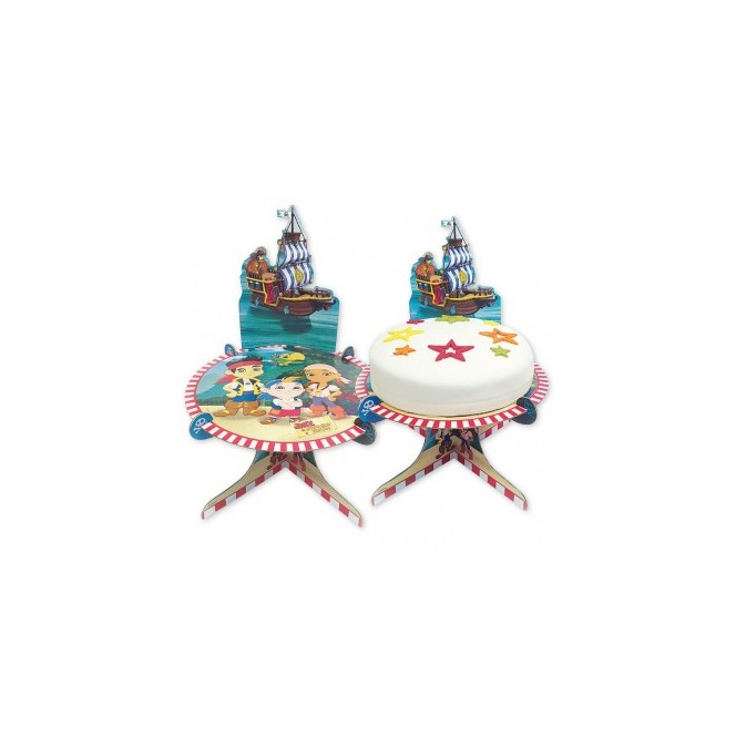 Cake Stand - Jake and the never land pirates