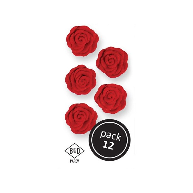 PME Red Roses pk/12