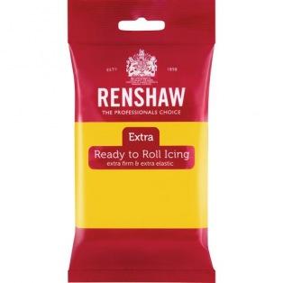 Renshaw Rolled Fondant Extra 250g - Black