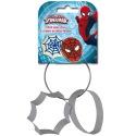 Stor Metal Cookie Cutters Spiderman set/2