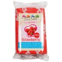 Flavoured Fondant Strawberry - 250g - FunCakes
