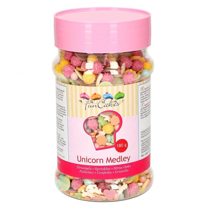 Medley Licorne -180gr - FunCakes
