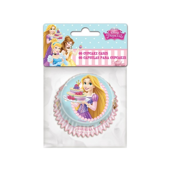 Stor Baking Cups Princesses pk/60