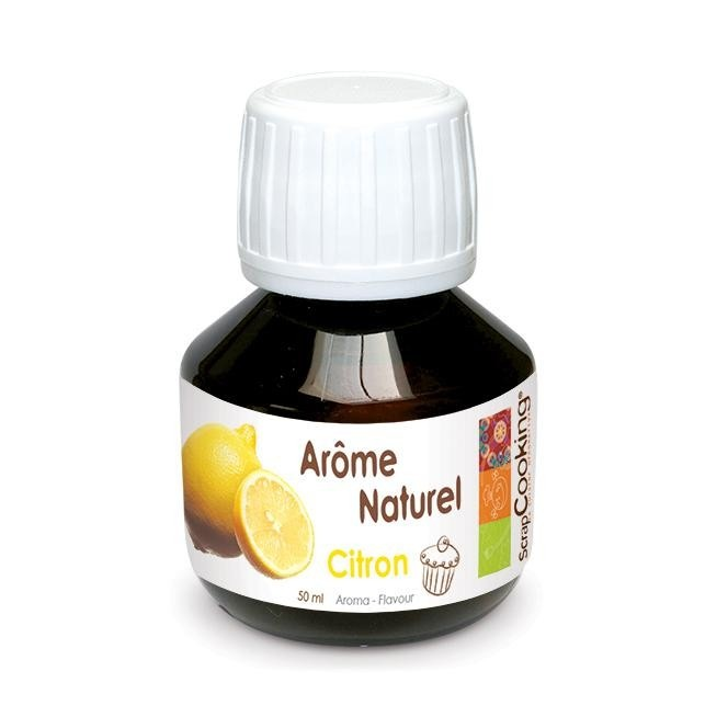 Natural Aroma Lemon ScrapCooking 50ml