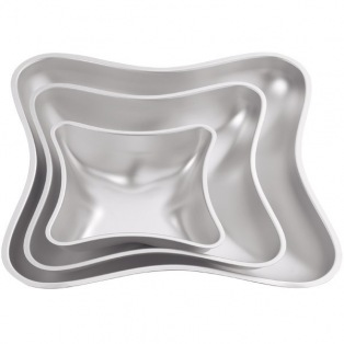 Set de 3 moules coussins - Wilton Performance